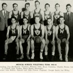 1943-44-Mens-Volleyball-InterfacultyMeds-Occi