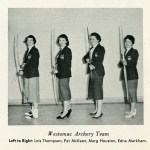 1957-58-Womens-Archery-WestoMac-Team-Occi102