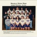 1991-92-Womens-Volleyball-Senior-MC