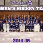 2014-15 Womens Ice Hockey