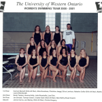 2000-01 Womens Swimming