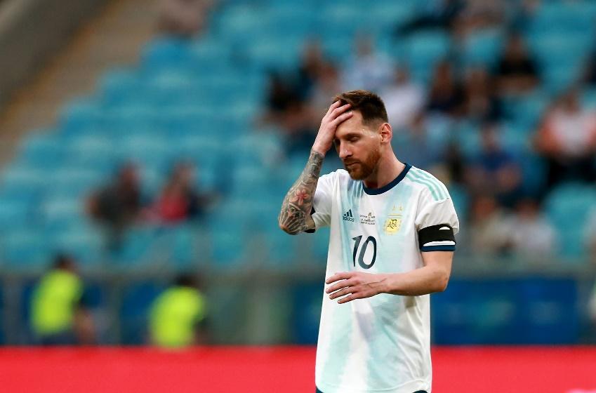 El momento decisivo de Lionel Messi en Argentina