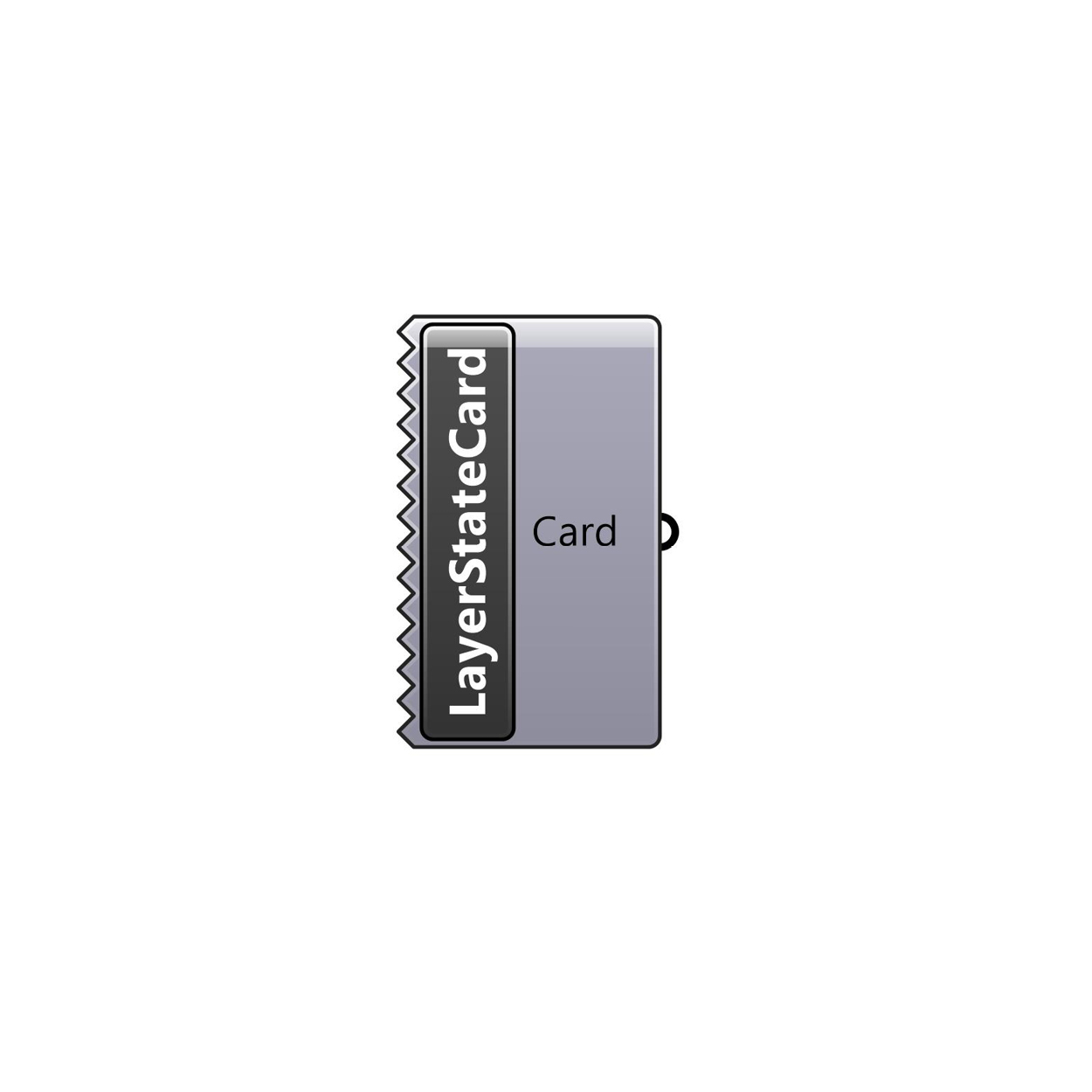 Layer State Card component