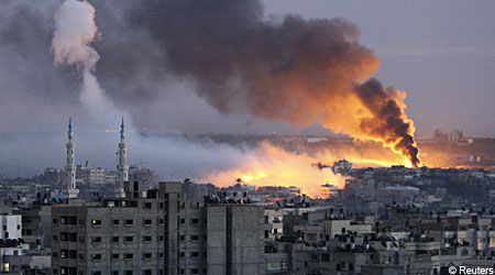 Israel's Gaza offensive which killed 1,400 Palestinians increased the divide between the two sides