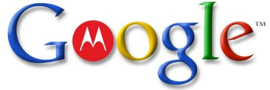 A composite of the Google and Motorola logos after the search giant announced it was to buy the smartphone maker (EPA)