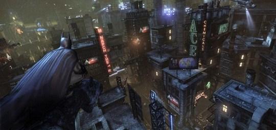 Batman: Arkham City (360) – holy open world, Batman!