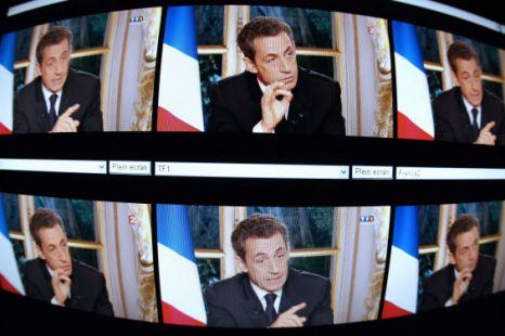 Nicolas Sarkozy, Eurozone
