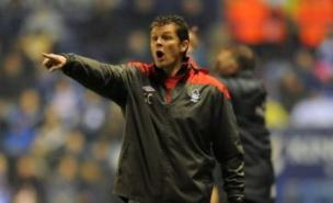 Steve Cotterill has been sacked as Nottingham Forest's manager (PA)