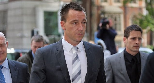John Terry racism trial