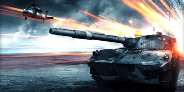 Battlefield 3: Armored Kill - tanks for everything