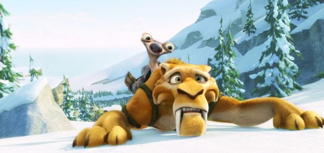 Ice Age 4: Continental Drift, review.