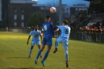 U19 FC Echirolles - Ajaccio Gambardella (1)