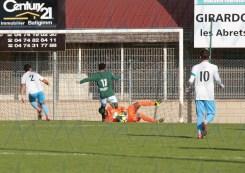 FCBJ - AS Saint-Etienne B (1)