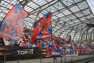 FC Grenoble - US Oyonnax montée Top 14 (1)