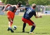 SM Caen - Valencia CF la finale European Challenge (2)