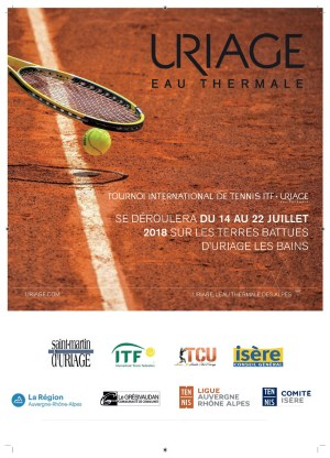 Tournois International ITF URIAGE