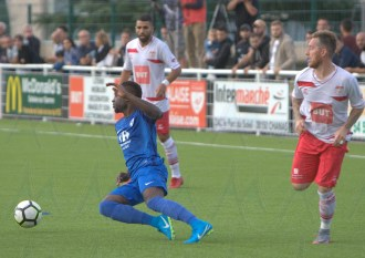 FC Salaise - réserve GF38 Régional 1 25 août 2018 Alain Thiriet (45)
