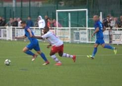 FC Salaise - réserve GF38 Régional 1 25 août 2018 Alain Thiriet (58)