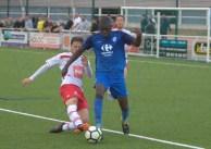 FC Salaise - réserve GF38 Régional 1 25 août 2018 Alain Thiriet (65)