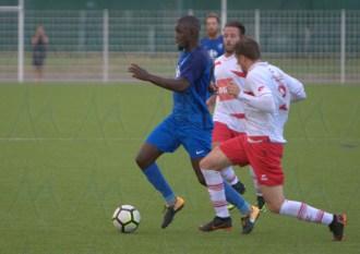 FC Salaise - réserve GF38 Régional 1 25 août 2018 Alain Thiriet (67)
