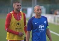 FC Salaise - réserve GF38 Régional 1 25 août 2018 Alain Thiriet (75)