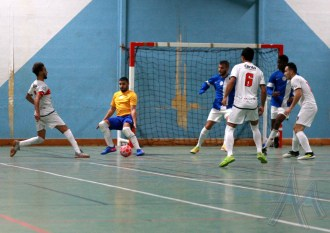 Futsal Géants - Espoir Futsal 38 en images (27)