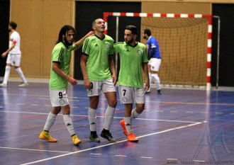 Pays Voironnais Futsal - Espoir Futsal 38 (39)