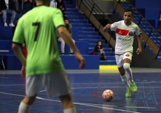 Pays Voironnais Futsal - Espoir Futsal 38 (42)