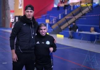 Pays Voironnais - Montpellier Méditerrannée Futsal (1)