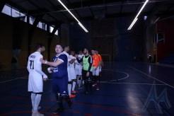 Pays Voironnais - Montpellier Méditerrannée Futsal (31)