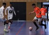 Pays Voironnais - Montpellier Méditerrannée Futsal (58)