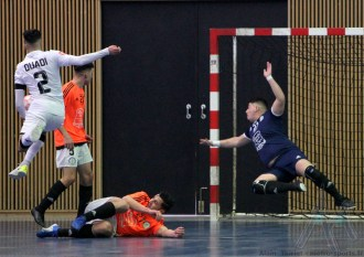 Pays Voironnais - Montpellier Méditerrannée Futsal (59)