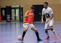 Pays Voironnais - Montpellier Méditerrannée Futsal (63)