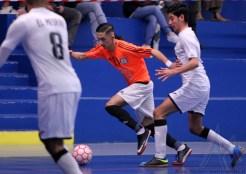Pays Voironnais - Montpellier Méditerrannée Futsal (64)