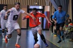 Pays Voironnais - Montpellier Méditerrannée Futsal (65)