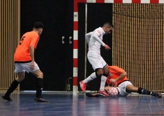Pays Voironnais - Montpellier Méditerrannée Futsal (69)