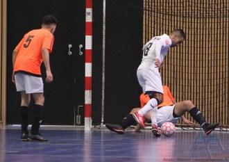Pays Voironnais - Montpellier Méditerrannée Futsal (70)