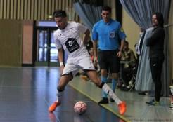 Pays Voironnais - Montpellier Méditerrannée Futsal (73)