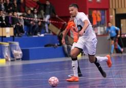 Pays Voironnais - Montpellier Méditerrannée Futsal (84)
