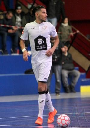 Pays Voironnais - Montpellier Méditerrannée Futsal (88)