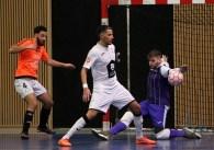Pays Voironnais - Montpellier Méditerrannée Futsal (89)