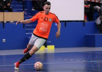 Pays Voironnais - Montpellier Méditerrannée Futsal (92)