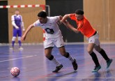 Pays Voironnais - Montpellier Méditerrannée Futsal (93)