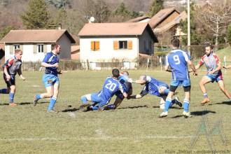 Réserves USJC Jarrie Rugby - RC Motterain (118)