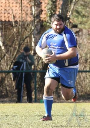 Réserves USJC Jarrie Rugby - RC Motterain (263)