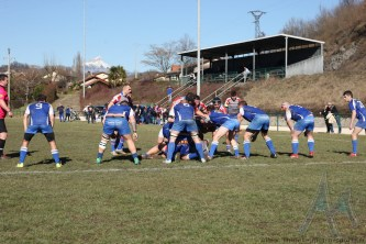 Réserves USJC Jarrie Rugby - RC Motterain (63)