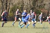 Réserves USJC Jarrie Rugby - RC Motterain (75)