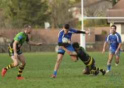 US Jarrrie Champ Rugby - Chartreuse RC (111)