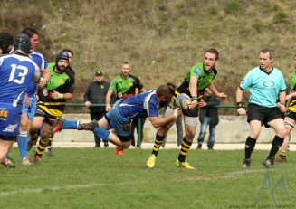 US Jarrrie Champ Rugby - Chartreuse RC (55)