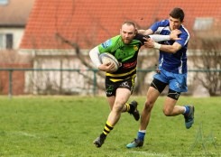 US Jarrrie Champ Rugby - Chartreuse RC (61)